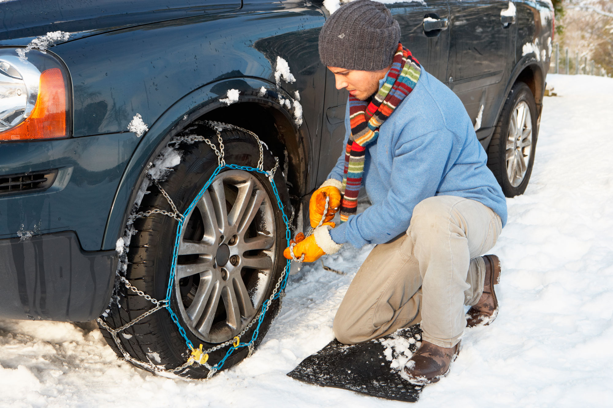 importancia-cadenas-nieve-coche