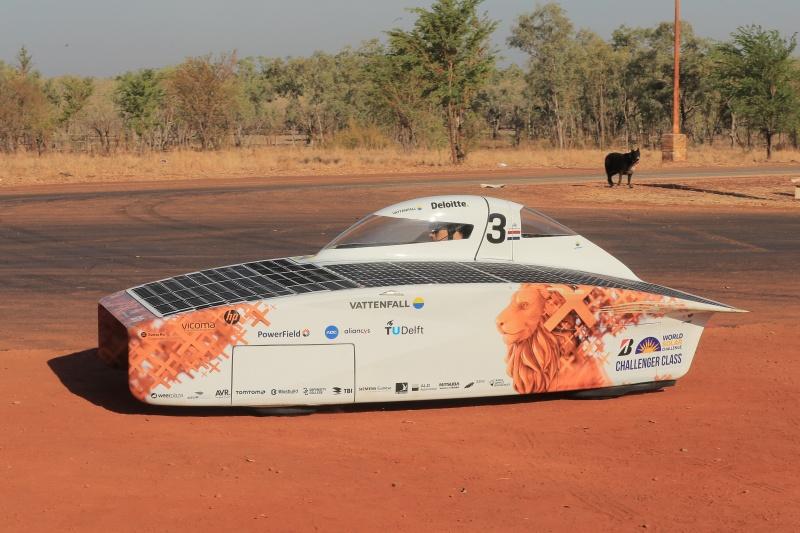 prototitpo world solar challenge