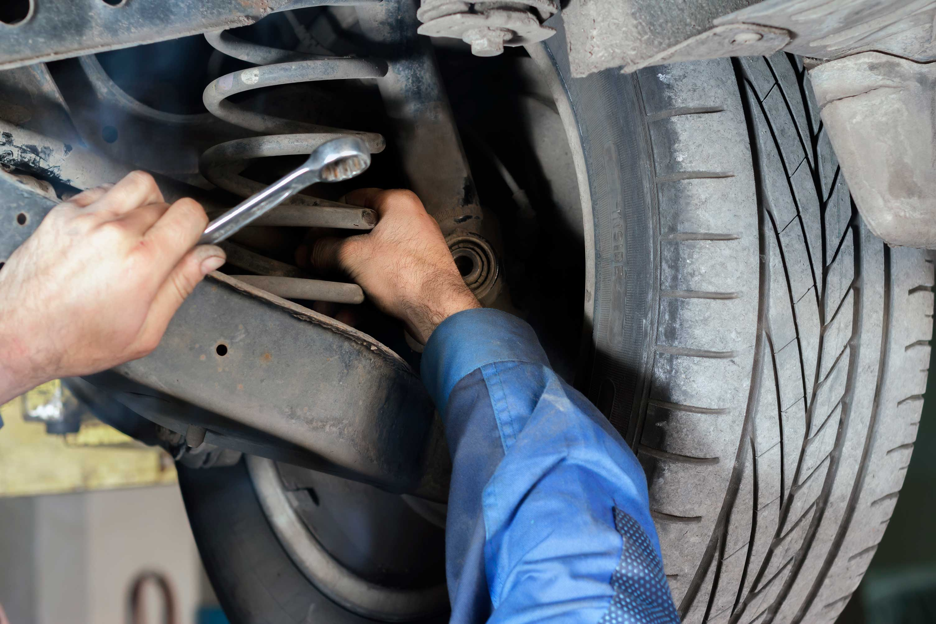 cambiar-suspension-coche