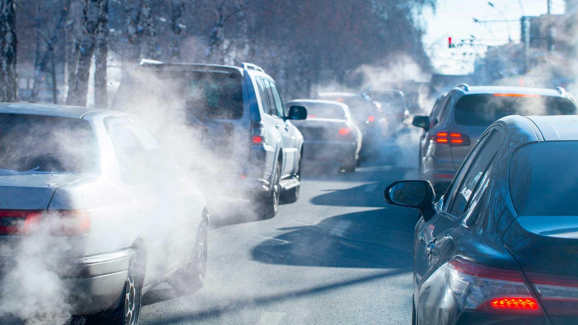 contaminacion-coche
