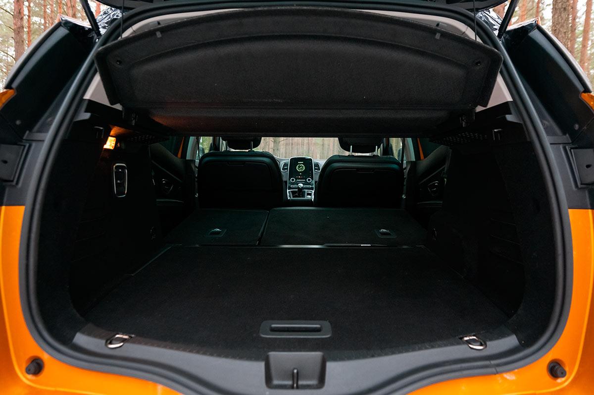 Los 10 coches con el maletero más grande del mercado