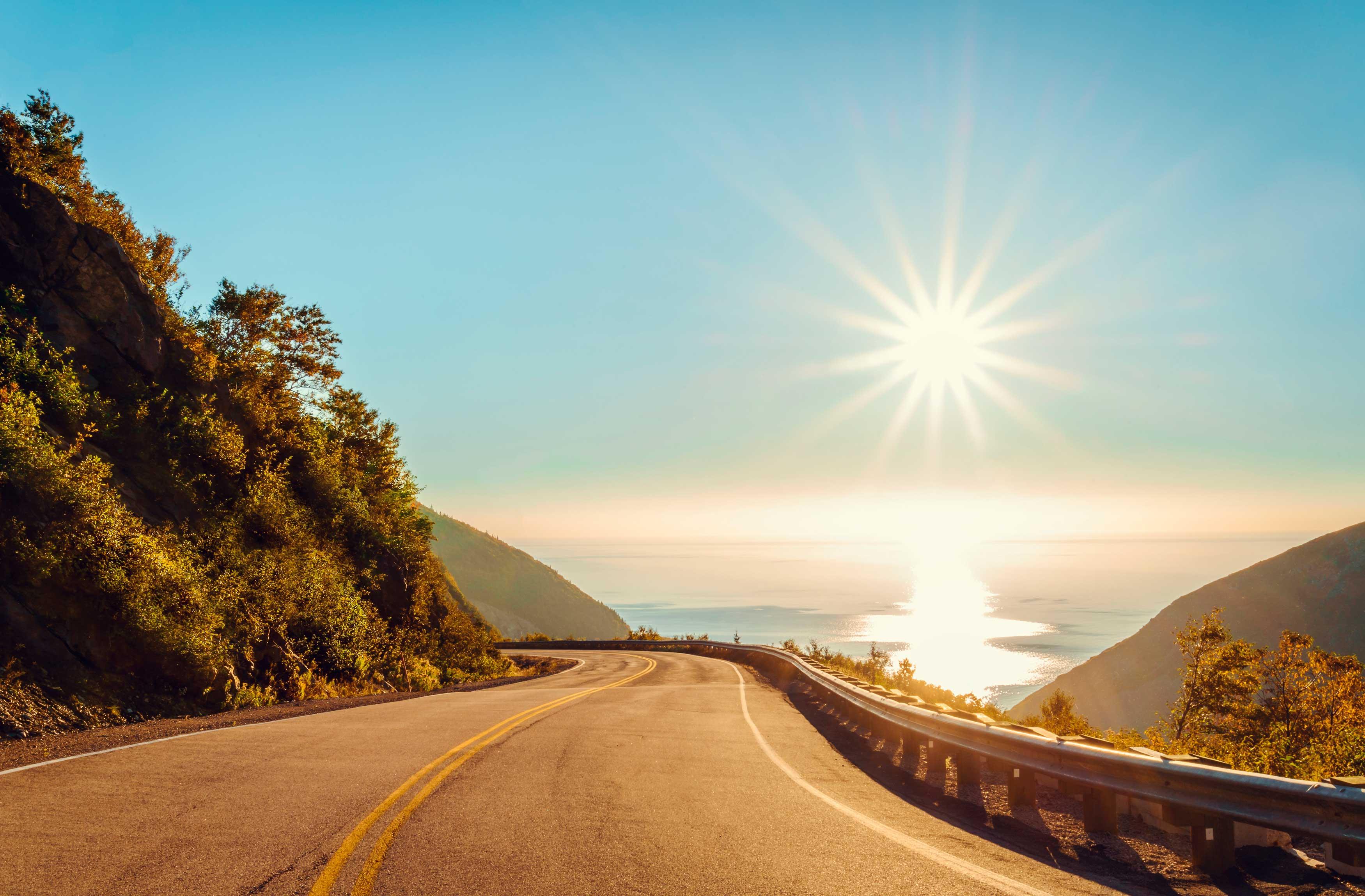 Los mejores lugares turísticos para ir en coche