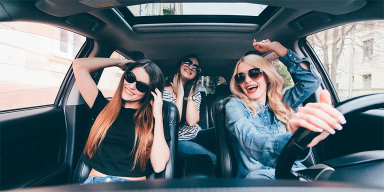 Recomendaciones musicales para llevar en tu coche