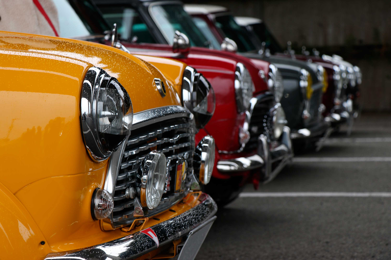 10 coches clásicos que nos siguen enamorando